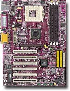 Soltek SL-KT600-R/SL-KT600-RL, KT600 (PC-3200 DDR)