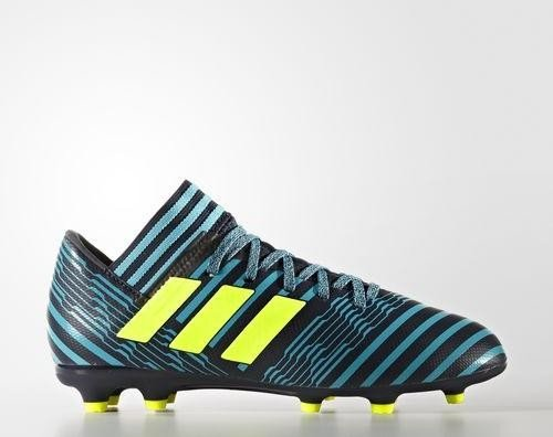b4d2484d31d3 adidas Nemeziz 17.3 FG legend ink solar yellow energy blue (Junior ...
