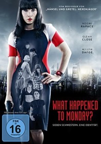 What happened to Monday? (DVD)