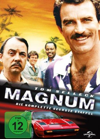 Magnum Season 6 -- via Amazon Partnerprogramm