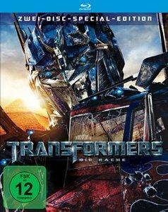 Transformers 2 - Die Rache (Blu-ray)