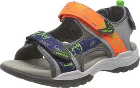 Geox Borealis grey/fluo orange (Junior) (J920RA-05415-C1040)