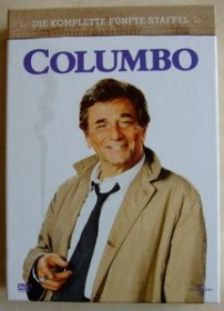 Columbo Season 5 (DVD)