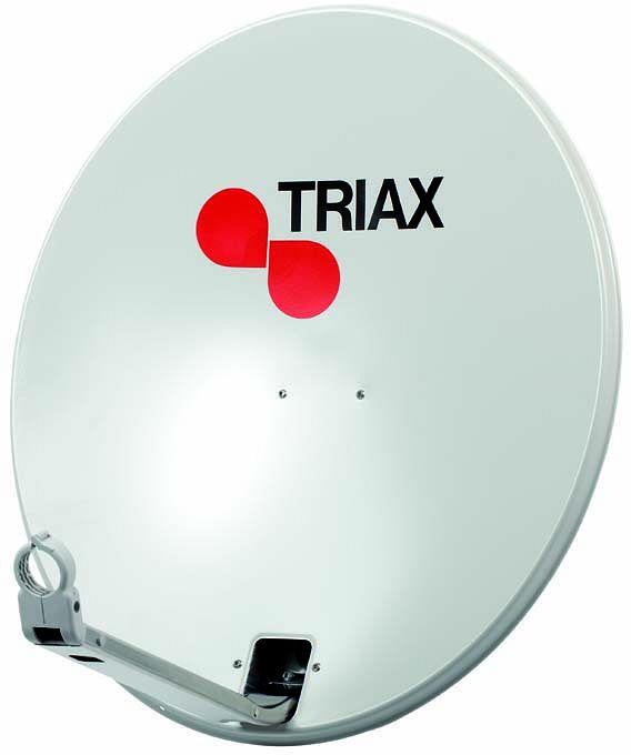 Triax-Hirschmann TDS 88 lichtgrau (121860)