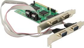 DeLOCK 4x serial, PCI (89046)