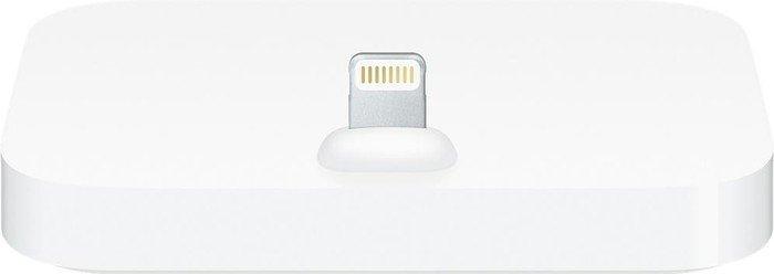 Apple iPhone Lightning Dock weiß (MGRM2ZM/A)