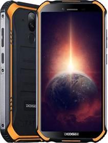Doogee S40 Pro Fire Orange