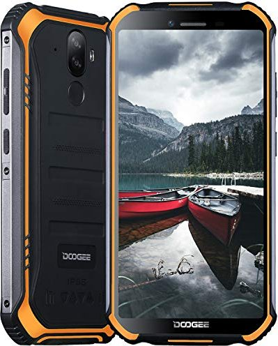 Doogee S40 Pro Fire Orange