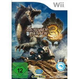 Monster Hunter Tri (German) (Wii)