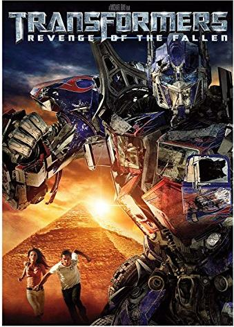 Transformers 2 - Revenge Of The Fallen (UK)