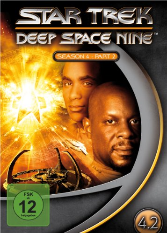 Star Trek - Deep Space Nine Season 4.2 -- via Amazon Partnerprogramm