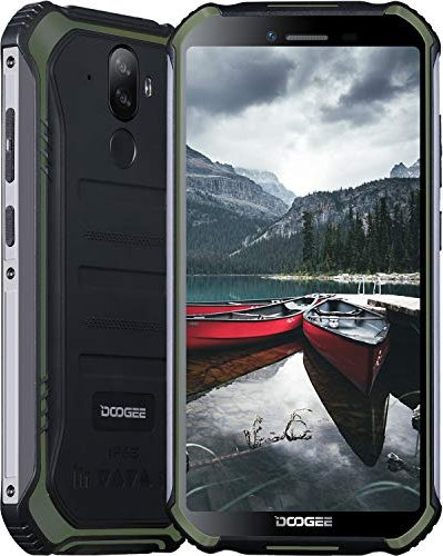 Doogee S40 Pro Army Green