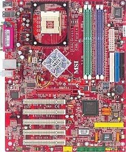 MSI 865PE Neo2-FIS2R, i865PE (dual PC-3200 DDR) (MS-6728-030)