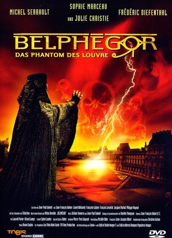 Belphégor - Das Phantom des Louvre -- via Amazon Partnerprogramm