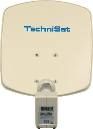 TechniSat DigiDish 33 beige incl. Single LNB (1033/2194)