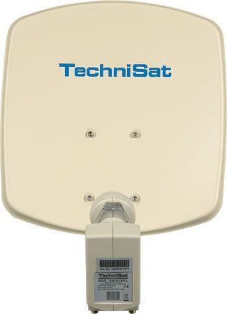 TechniSat DigiDish 33 beige inkl. Single-LNB (1033/2194)