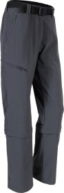 Maier Sports Arolla Capri Zip-Off Hose lang graphite (Damen) (233005-949)
