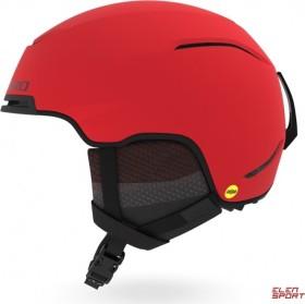 Giro Jackson MIPS Helm matte bright red/black (7104649)