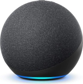 Amazon Echo 4. Generation schwarz