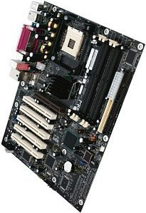 Intel D865PERLL, i865PE [dual PC-3200 DDR]