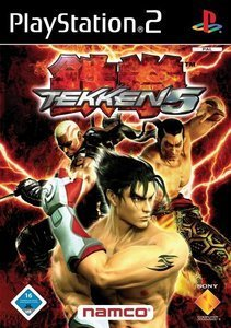 Tekken 5 (German) (PS2)