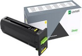 Lexmark Toner 73B0040 gelb