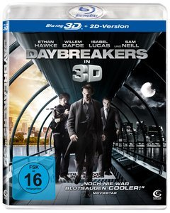 Daybreakers (3D) (Blu-ray)