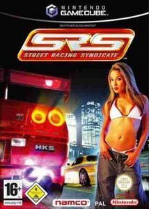 SRS - Street Racing Syndicate (deutsch) (GC)
