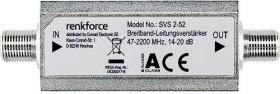 Renkforce SAT-Amplifier 20dB (RF-4470374)
