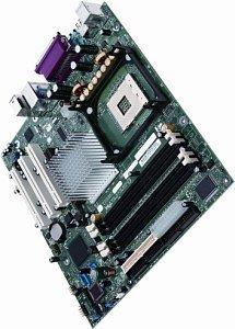 Intel D865GLCL [dual PC-3200 DDR]