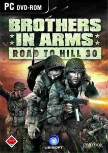 Brothers in Arms - Road to Hill 30 (German) (PC)