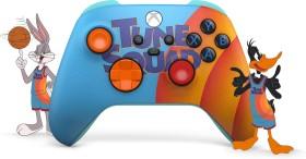Microsoft Xbox Series X wireless controller space Jam: A New Legend Tune Squad Special Edition (Xbox SX/Xbox One/PC) (QAU-00037)