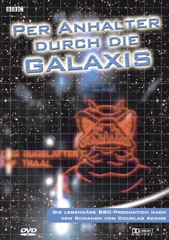Per Anhalter durch die Galaxis (1981) -- via Amazon Partnerprogramm