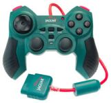 4Gamers Jaguar Racing Gamepad - kontroler (PS2)