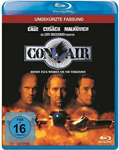 Con Air (Blu-ray) -- via Amazon Partnerprogramm