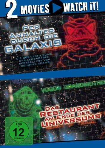 Per Anhalter durch die Galaxis (1981)/Das Restaurant am Ende des Universums -- via Amazon Partnerprogramm