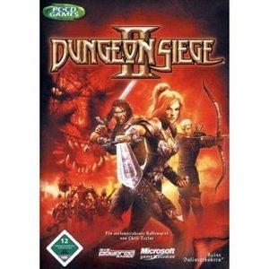 Dungeon Siege 2 (German) (PC)