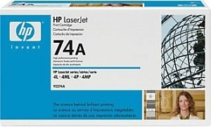 HP Toner 74A black (92274A)
