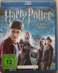 Harry Potter 6 - Und Der Halbblutprinz (Blu-ray)