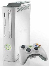 Microsoft Xbox 360 Konsole inkl. 2 Wireless Controller u. 1 Spiel