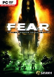 F.E.A.R. - First Encounter Assault and Recon (German) (PC)