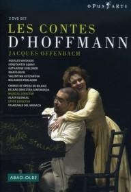 Jacques Offenbach - Des contes d'Hoffmann