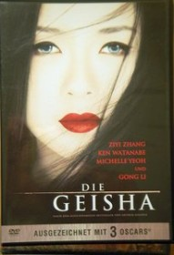 Die Geisha (DVD)