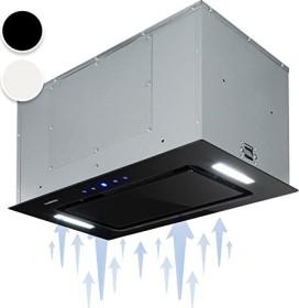 Klarstein Hektor SL installation-cooker hood black (10031695)