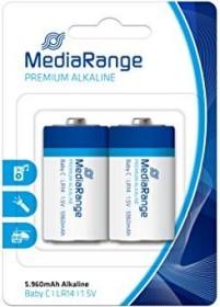 MediaRange Premium Alkaline Baby C, 2-pack (MRBAT108)