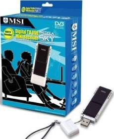 MSI Mega Sky 580 DVB-T-Receiver USB 2.0 (MS-5580-010/-020)