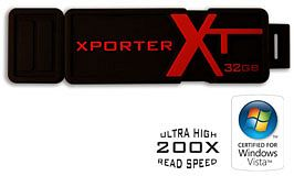 Patriot XPorter XT Boost 16GB, USB-A 2.0 (PEF16GUSB)