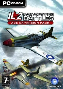 IL-2 Sturmovik: Forgotten Battles: Ace Expansion Pack (Add-on) (niemiecki) (PC)