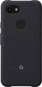 Google Fabric Back Cover für Pixel 3a dunkelgrau (GA00790)