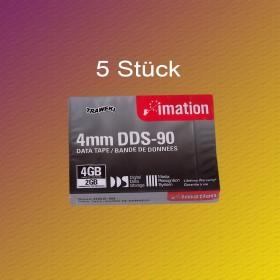 Imation DDS-1 cartridge 4GB/2GB (42818)
